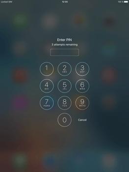 Apple iPad Pro (9.7) - Internet - Manual configuration - Step 15