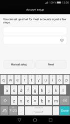 Huawei P8 - E-mail - Manual configuration (yahoo) - Step 7