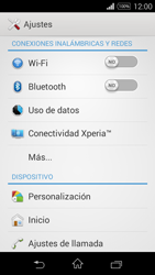 Sony D2203 Xperia E3 - Bluetooth - Conectar dispositivos a través de Bluetooth - Paso 4