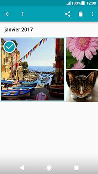 Sony Xperia XA2 Ultra - Photos, vidéos, musique - Envoyer une photo via Bluetooth - Étape 9