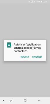 Samsung Galaxy A8 - E-mails - Ajouter ou modifier votre compte Outlook - Étape 5