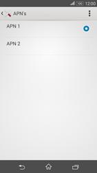 Sony E2003 Xperia E4 G - Mms - Handmatig instellen - Stap 17