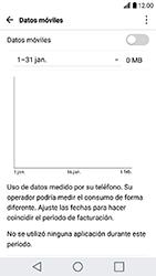 LG K10 (2017) - Internet - Activar o desactivar la conexión de datos - Paso 6