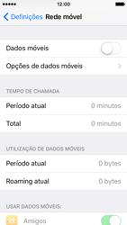 Apple iPhone SE - Internet no telemóvel - Como ativar os dados móveis -  4
