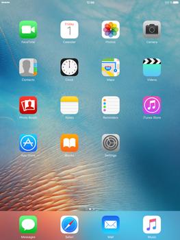 Apple iPad Pro (9.7) - Network - Usage across the border - Step 2