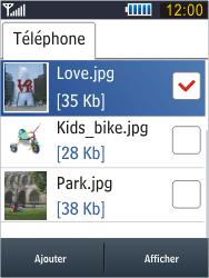 Samsung B3410 Star Qwerty - E-mail - Envoi d