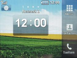 Samsung C3500 Chat 350 - Netwerk - gebruik in het buitenland - Stap 13
