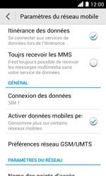 Huawei Ascend Y330 - Internet - Utilisation à l