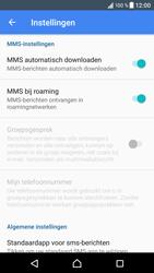 Sony F8331 Xperia XZ - Android N - MMS - probleem met ontvangen - Stap 8