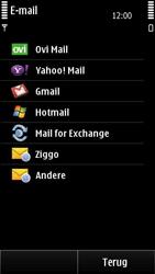 Nokia E7-00 - E-mail - e-mail instellen: POP3 - Stap 7