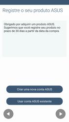 Asus Zenfone 2 - Primeiros passos - Como ativar seu aparelho - Etapa 15
