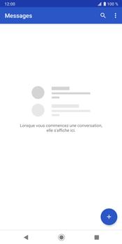 Sony Xperia XZ3 - MMS - envoi d'images - Étape 3
