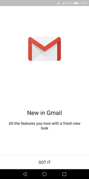 Huawei Mate 10 Pro - Email - 032a. Email wizard - Gmail - Step 4