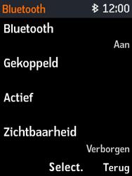 Nokia 3310 3G (TA-1022) - Bluetooth - Aanzetten - Stap 7