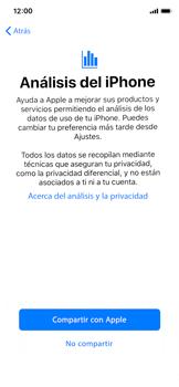 Apple iPhone X - Primeros pasos - Activar el equipo - Paso 23