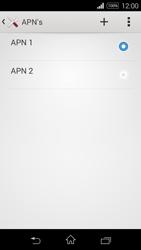 Sony Xperia E3 - Internet - handmatig instellen - Stap 17