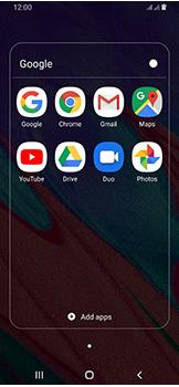 Samsung Galaxy A40 - E-mail - Manual configuration (gmail) - Step 5