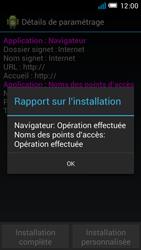 Alcatel OT-6012X Idol Mini - Paramètres - reçus par SMS - Étape 10