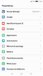 Huawei P8 Lite 2017 - Réseau - Installation de mises à jour - Étape 4