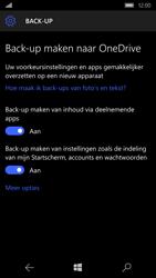 Microsoft Lumia 950 - Device maintenance - Back up - Stap 26