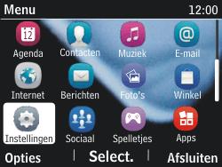 Nokia Asha 201 - Internet - Handmatig instellen - Stap 3