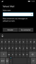 Acer Liquid M330 - E-mail - Configuration manuelle (yahoo) - Étape 11