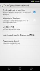 Sony Xperia M2 - Red - Seleccionar el tipo de red - Paso 6