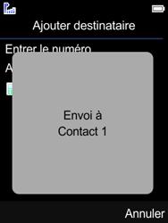 Mobiwire Leyti - Contact, Appels, SMS/MMS - Envoyer un SMS - Étape 12