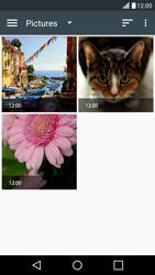 LG K10 4G - Mensajería - Escribir y enviar un mensaje multimedia - Paso 18