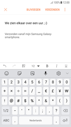 Samsung galaxy-j3-2017-sm-j330f-android-oreo - E-mail - Bericht met attachment versturen - Stap 11