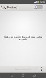 Sony D2005 Xperia E1 - Bluetooth - connexion Bluetooth - Étape 7