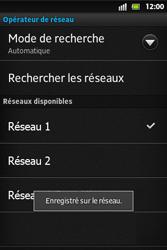 Sony ST27i Xperia Go - Réseau - utilisation à l'étranger - Étape 14