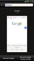 HTC One S - Internet et connexion - Naviguer sur internet - Étape 19