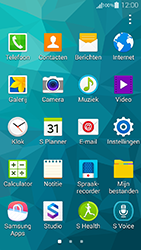 Samsung G800F Galaxy S5 Mini - E-mail - handmatig instellen (outlook) - Stap 3