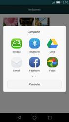 Huawei Ascend G7 - Bluetooth - Transferir archivos a través de Bluetooth - Paso 9