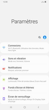 Samsung Galaxy A70 - Internet - activer ou désactiver - Étape 4