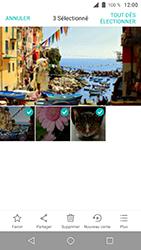 Wiko WIM Lite - Photos, vidéos, musique - Envoyer une photo via Bluetooth - Étape 9