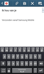 Samsung Galaxy Trend Plus (S7580) - E-mail - Bericht met attachment versturen - Stap 10
