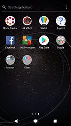 Sony Xperia XA2 - Applications - Create an account - Step 3