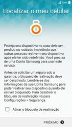 Samsung Galaxy A5 - Primeiros passos - Como ativar seu aparelho - Etapa 20