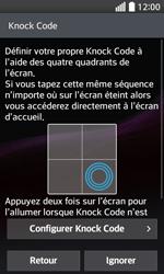 LG F70 - Premiers pas - Créer un compte - Étape 8