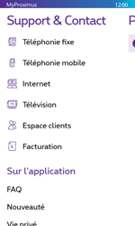Nokia Lumia 920 LTE - Applications - MyProximus - Étape 22