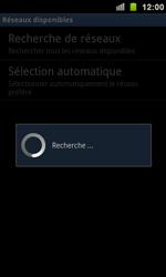Samsung I9100 Galaxy S II - Réseau - utilisation à l'étranger - Étape 10