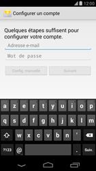 LG D821 Google Nexus 5 - E-mail - Configuration manuelle - Étape 5