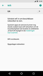 LG Nexus 5X - Android Oreo - Wifi - handmatig instellen - Stap 5