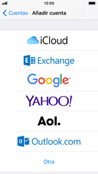 Apple iPhone 5s - iOS 11 - E-mail - Configurar correo electrónico - Paso 5