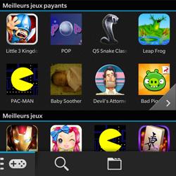 BlackBerry Q10 - Applications - Télécharger une application - Étape 6