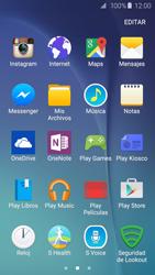 Samsung Galaxy S6 - Mensajería - Escribir y enviar un mensaje multimedia - Paso 3