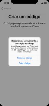 Apple iPhone X - Primeiros passos - Como ligar o telemóvel pela primeira vez -  14