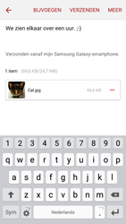 Samsung Galaxy A3 2016 - E-mail - Bericht met attachment versturen - Stap 18